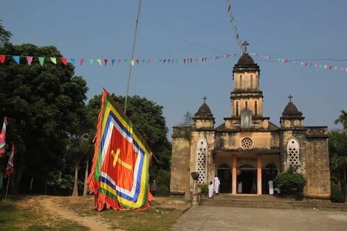Les catholiques au Vietnam