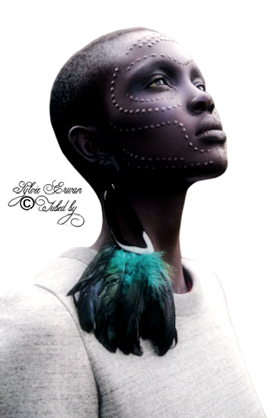 Tubes femmes africaine création 16
