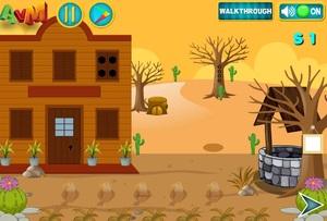 Jouer à AVM Escape cowboy house
