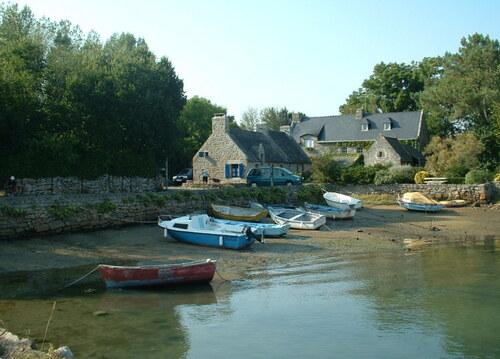 Vieux-Passage, Le Magouër et Etel.
