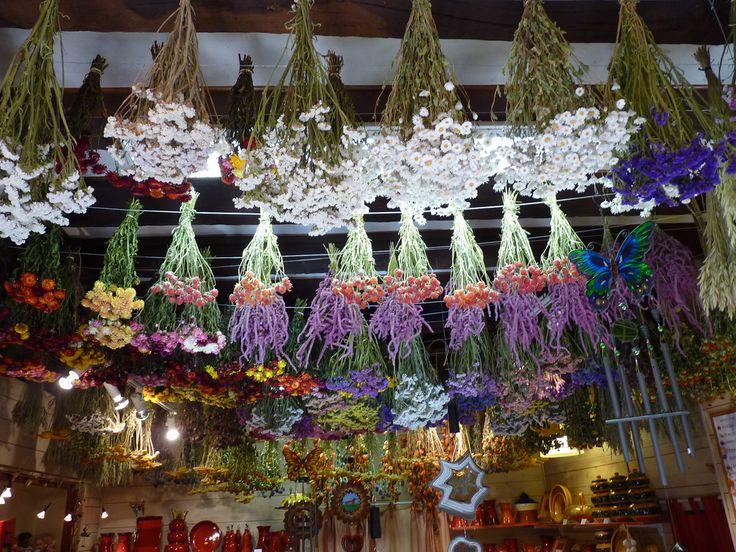 Résultat d'images pour bouquets de fleurs sechées