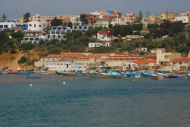 Le petit port de pêche