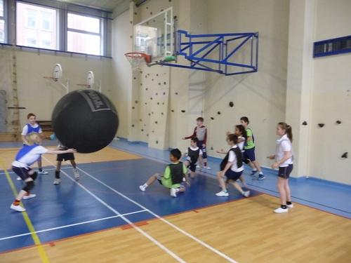 Kin-ball (P3,4,5,6)