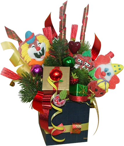 Tubes boites de Noël 5