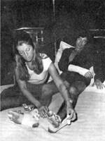 Juin 1973 : L'accident de chameau de Ringo !
