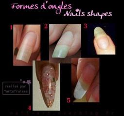 Combien bien limer ses ongles?