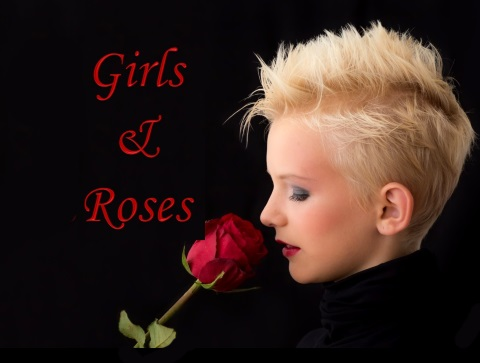 GIRLS AND ROSES
