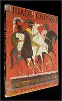 image couverture Iliade Odyssée