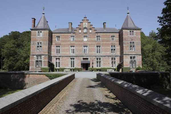 Le château de Stéphanie