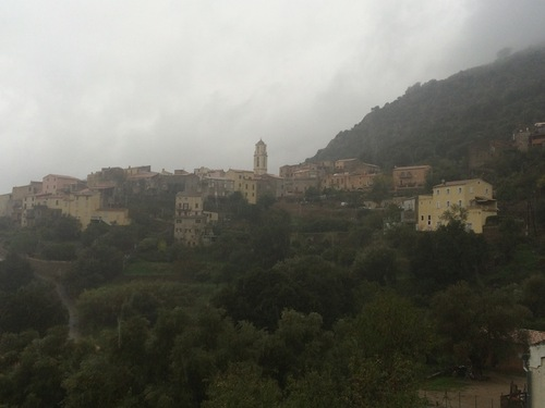 Autour de Calenzana (Haute Corse)