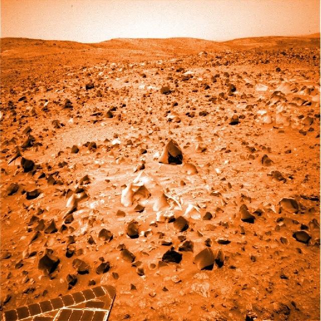 Les glaciers reviendront sur MARS