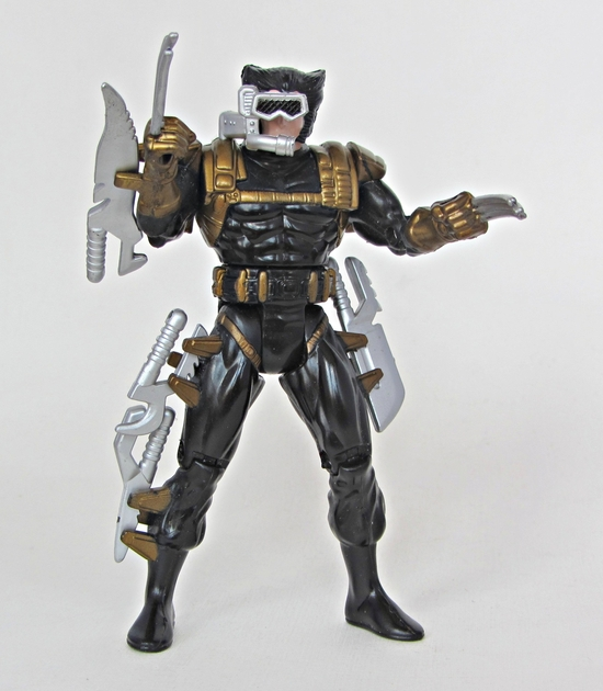 Spy Wolverine