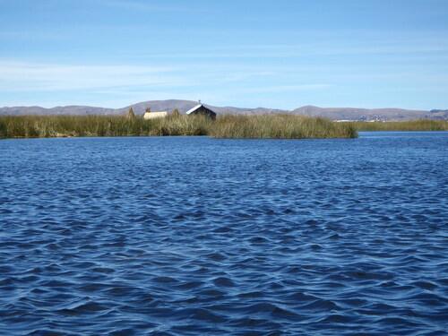 Les îles flottantes d'Uros