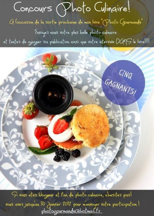 concours de photo culinaire