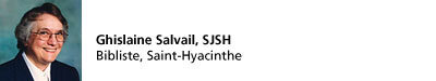 Ghislaine Salvail, SJSH