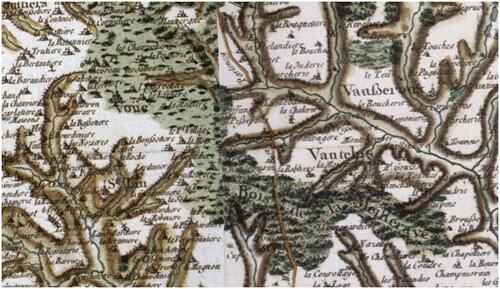 Troubles en Gâtine et en pays de Saint-Maixent....