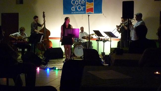 Huitième Festival musical de Laignes : soirée Cabaret en compagnie d'Arlette