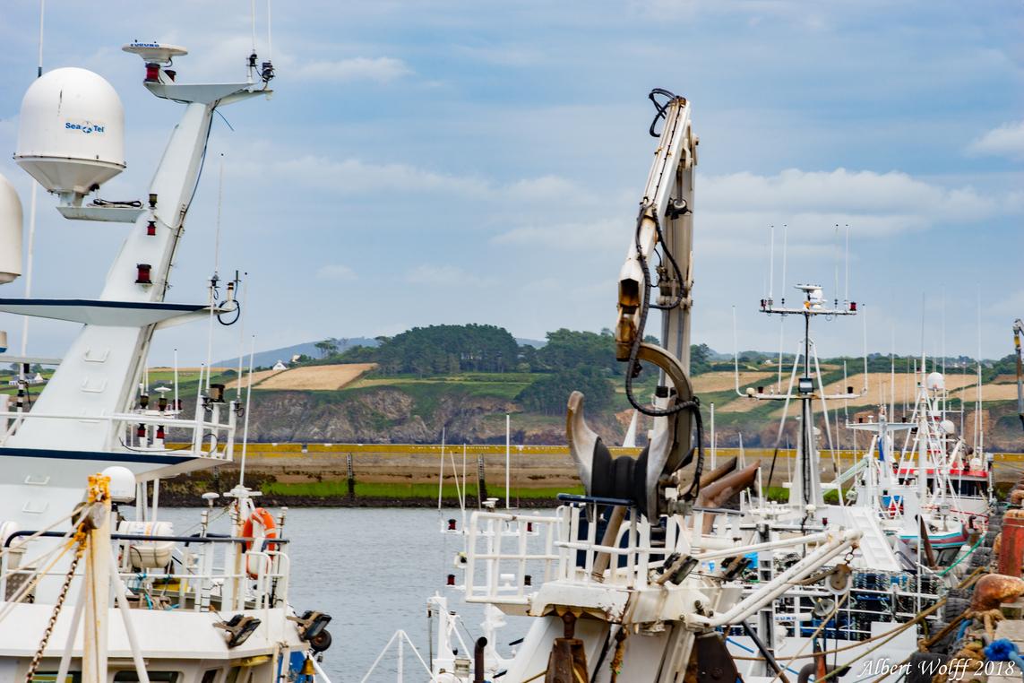 Breizh 2018 - Douarnenez et ses ports (4 et fin)