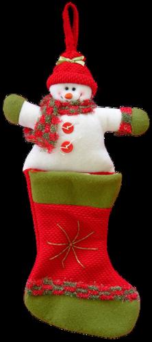 Chaussettes de Noël Série 4