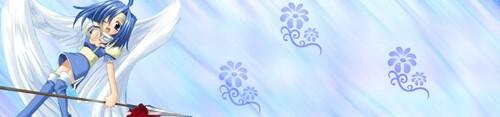 "Thème ""Ange Bleu"""
