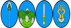 Les Tuatha dé Danann