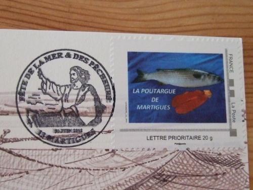Belle série de timbres et merci Missnefer