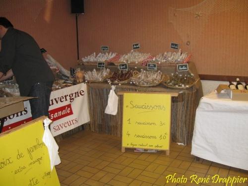 La fête de l'huitre à Leuglay..