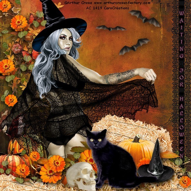 waiting for halloween 2