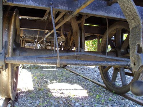 Wagon citerne AL