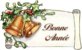 Meilleurs vœux à tous !