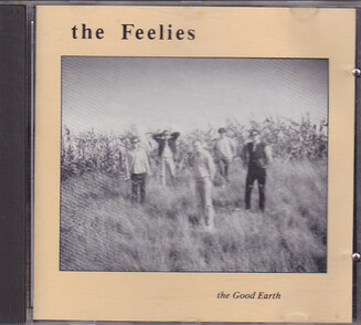 Chefs d'oeuvre oubliés # 74: The Feelies - The Good earth (1987)