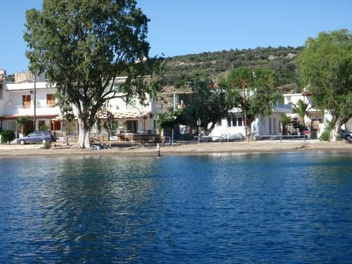 Aux portes des Cyclades en SR