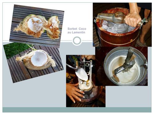 Le rituel du sorbet coco de fin de soirée