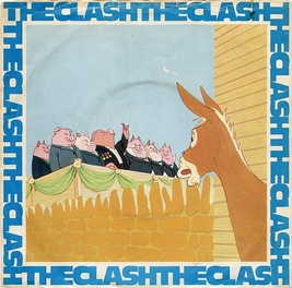 The Clash - The Singles 8 - English Civil War