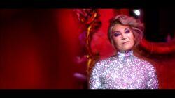 """Sheila dans la série """"PINK SAPHIR"""" !"""
