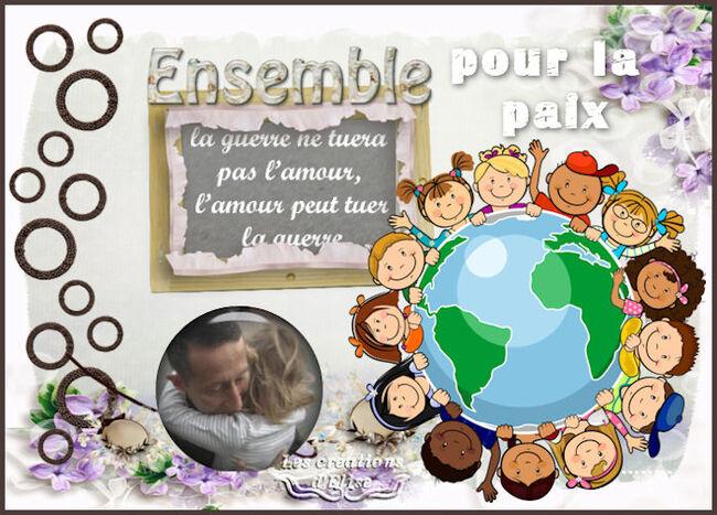vos créations1 en gif pour mon cluster : ENSEMBLE : enfant du monde