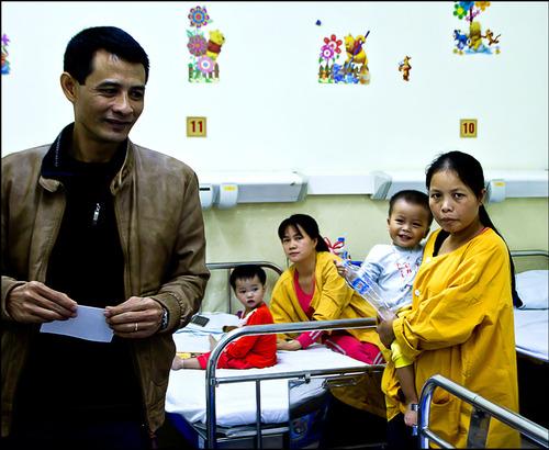 Phuong  de Thanh Hoa est arrivé à Hanoi