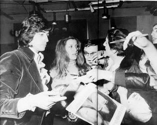 14 avril 1974 : Sheila et Ringo sur RTL