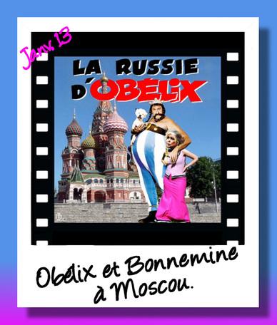 Depardieu en Russie