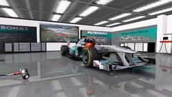 Mercedes GP Petronas F1