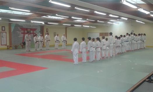 Centre de formation des Arbitres et commissaires sportifs. samedi, 9déc.17
