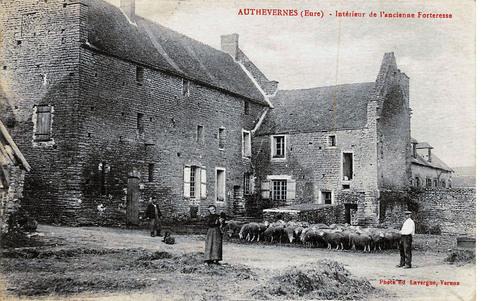 LES REMPARTS D'AUTHEVERNES (Eure)