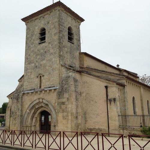 Église de saint Martin de la Caussade