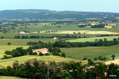 Les Cassès : paysages du Lauragais … n 3