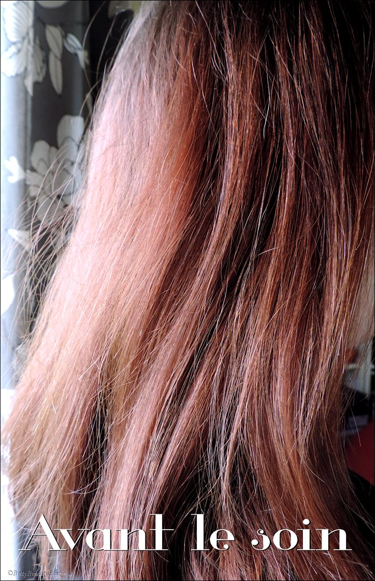 racines chtains rouge dgorg pas uniforme du tout laissant apparatre son blond fonc par endroits cest laid il faut bien ladmettre - Coloration Khadi Rouge