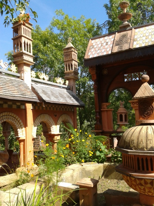 Les jardins secrets, 74