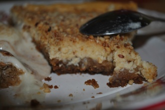 Cheesecake au caramel beurre salé, spéculoos