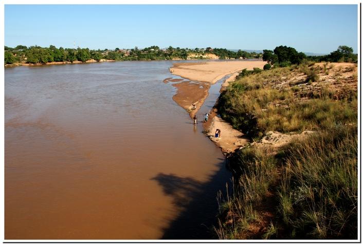 Madagascar la Tsiribihina