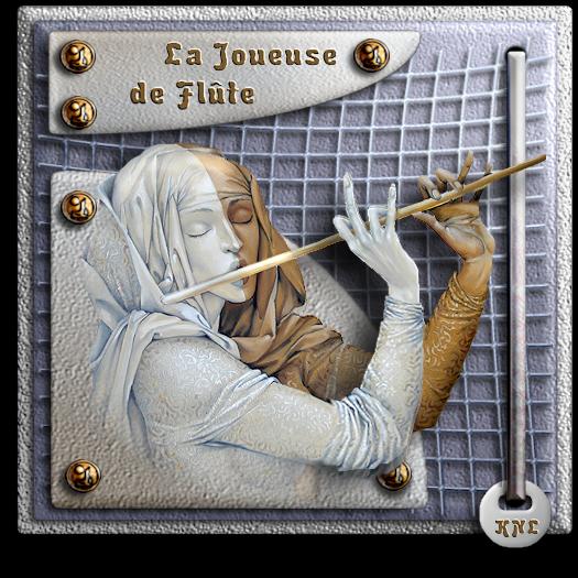 """""""La joueuse de flûte"""""""
