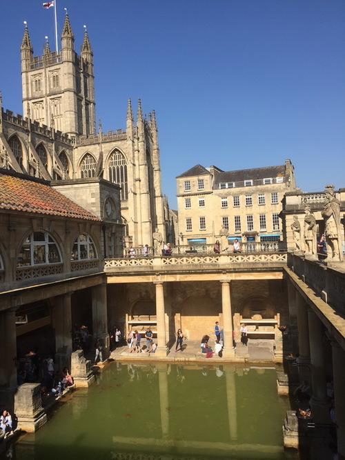 Mai 2018 - Bath